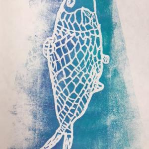 WAAM 2017 - 4 Mg Fish Print Cool