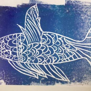 WAAM 2017 - 4 Mg Jaylee Fish Print