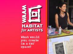 Habitat for Artists @ WAAM
