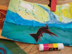 Bennett 5th Grade Sea Stories