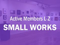 Active Members Small Works L-Z