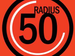 Radius 50