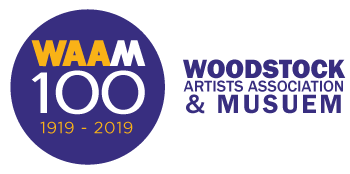 Woodstock Artists Association (WAAM) | 28 Tinker Street | Woodstock, NY 12498 | 845.679.2940 | info@woodstockart.org