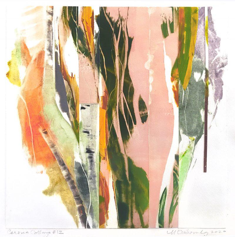 Maxine Davidowitz, Corona Collage #12