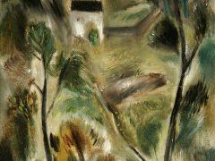 Alexa Guevara on Yasuo Kuniyoshi's Landscape