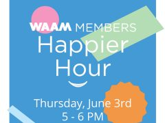 WAAM Members Happier Hour June 3